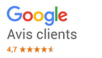 Google review Pêche Attitude