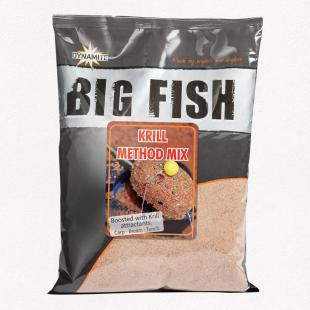 AMORCE DYNAMITE BAITS KRILL METHOD MIX BIG FISH