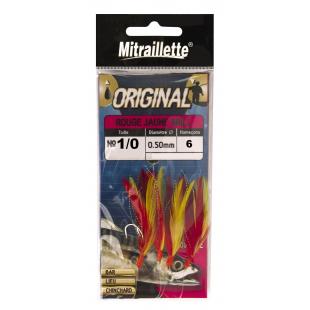 MONTAGE MITRAILLETTE ORIGINAL RAGOT
