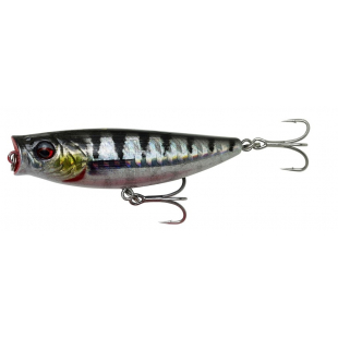 LEURRE SAVAGE GEAR 3D MINNOW POP WALKER 6 CM