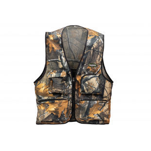 GILET DE PECHE GARBOLINO LONG TROOPER