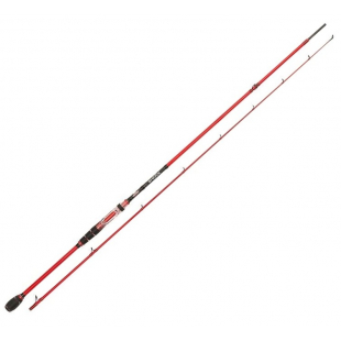 CANNE CASTING BERKLEY ROD LIGHTNING SHOCK 662M RED