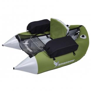 FLOAT TUBE SPARROW TRIUM VERT GRIS