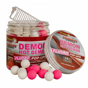 POP UP FLUO STARBAITS DEMON HOT DEMON 14 MM