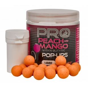 POP UP STARBAITS PROBIOTIC PEACH MANGO 14 MM