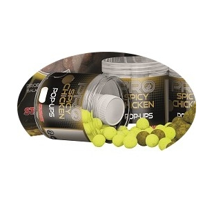 POP UP STARBAITS PROBIOTIC SPICY CHICKEN 14 MM