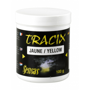 TRACIX SENSAS JAUNE YELLOW 100 GR