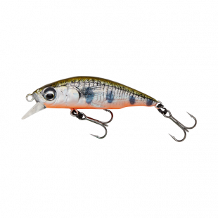 LEURRE 3D SAVAGE GEAR STICKLEBAIT 5.5 CM
