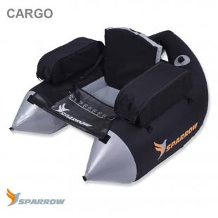 FLOAT TUBE SPARROW CARGO NOIR GRIS