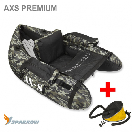 FLOAT TUBE SPARROW AXS PREMIUM CAMOU