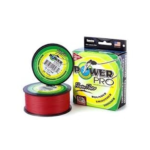 TRESSE POWER PRO 135 M RED / ROUGE
