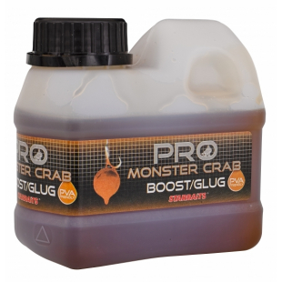 BOOSTER STARBAITS PROBIOTIC MONSTER CRAB BOOST 500 ML