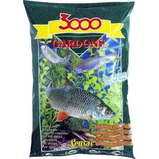 AMORCE SENSAS 3000 GARDON 1 KG