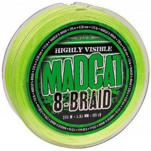TRESSE MADCAT G2 8 BRINS 270 M