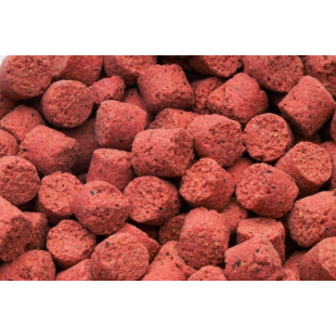 PELLETS CLUB SENSAS ROUGE FRAISE 4 MM 1 KG