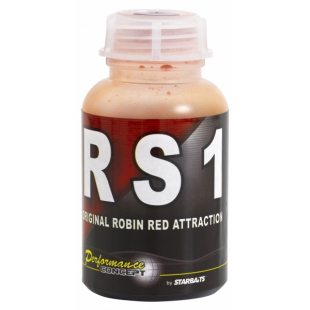 BOOSTER STARBAITS DIP ATTRACTOR RS1 200 ML