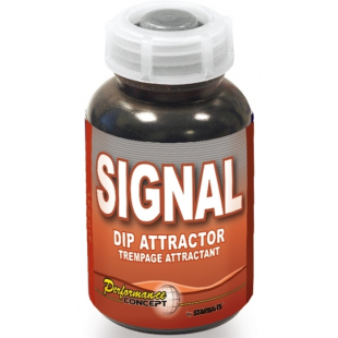 BOOSTER STARBAITS DIP ATTRACTOR SIGNAL 200 ML