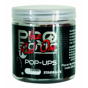 POP UP STARBAITS PROBIOTIC THE RED ONE 18 MM
