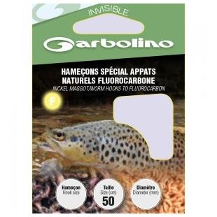 HAMECONS MONTES GARBOLINO SPECIAL APPATS NATURELS FLUOROCARBONE
