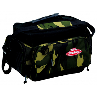 SAC BERKLEY CAMO SHOULDER BAG S