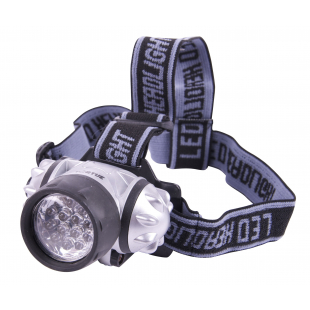LAMPE FRONTALE TORTUE 14 LEDS