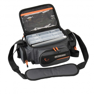 SAC AVEC BOITES SAVAGE GEAR SYSTEME BOX BAG