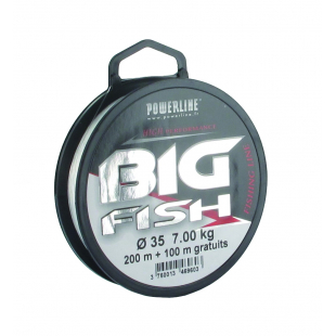 NYLON POWERLINE BIG FISH 150 M