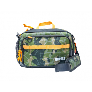 SAC RAPALA JUNGLE MESSENGER BAG
