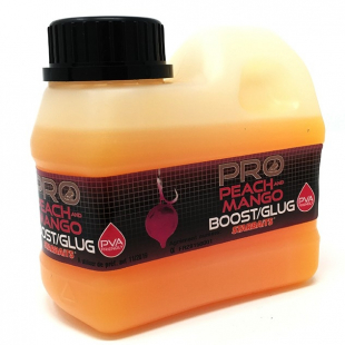 BOOSTER STARBAITS PROBIOTIC PEACH MANGO 500 ML
