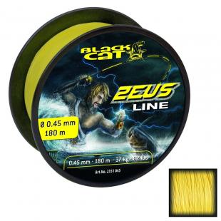 TRESSE BLACK CAT ZEUS LINE JAUNE