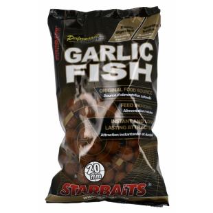 BOUILLETTE STARBAITS PROBIOTIC GARLIC FISH 20 MM 1 KG
