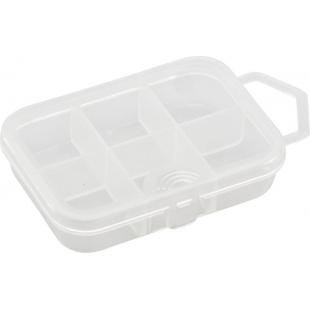 BOITE A LEURRE SMALL PLASTILYS 6 CASES