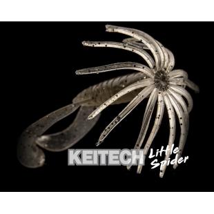 LEURRE SOUPLE KEITECH LITTLE SPIDER 3.5''
